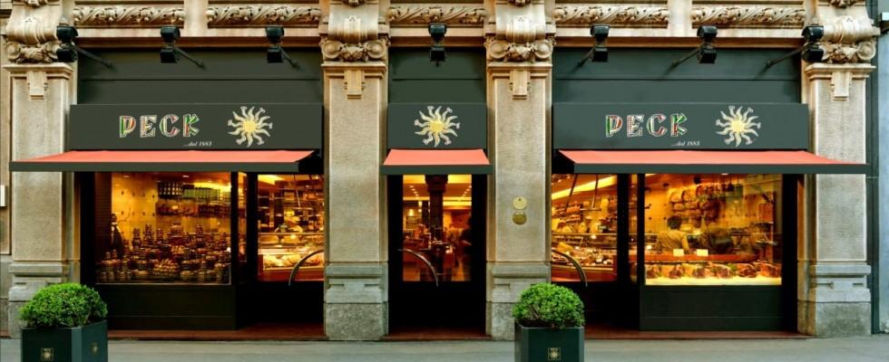 Peck, storica gastronomia milanese, apre a Forte dei Marmi