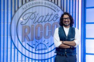 Piatto ricco: Alessandro Borghese torna in tv