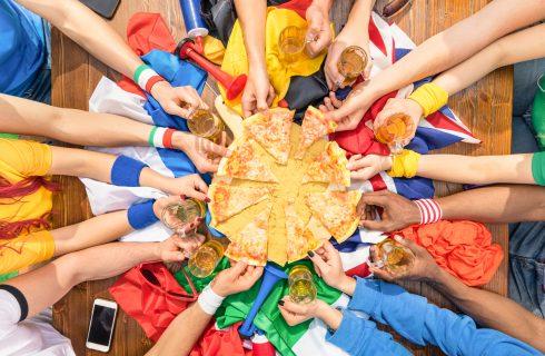 Europei 2020: la pizza è campionessa indiscussa del torneo