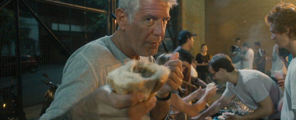 Roadrunner, il film che racconta la vita di Anthony Bourdain