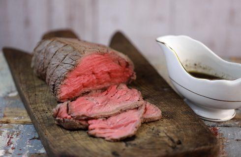 Roastbeef all'inglese: la ricetta per la carne perfetta