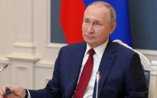 Putin: lo Champagne è prodotto in Russia