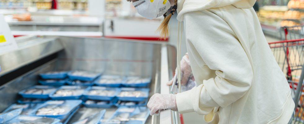Cibo: consumi record per i surgelati in pandemia
