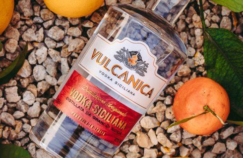 Nasce Vulcanica, la vodka artigianale made in Sicilia