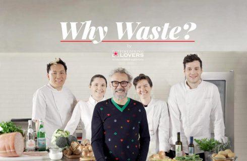 Why Waste? Massimo Bottura contro lo spreco alimentare