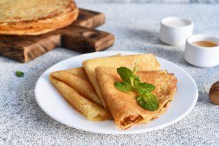 Pancake svedesi: pannkakor