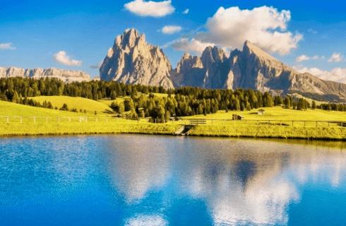 15 posti da non perdere se volete mangiare sull'Alpe di Siusi