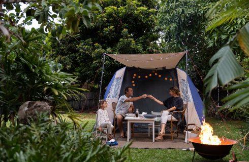 8 ricette facili da preparare in campeggio
