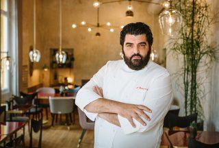 Antonino Cannavacciuolo: il nuovo ristorante a Vico Equense