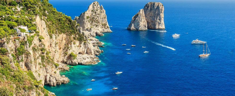 Ecco una piccola guida per mangiare bene a Capri