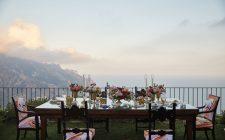 Mangiare in hotel: Belmond Caruso