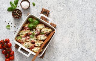 Conchiglioni all'amalfitana: sapore mediterraneo