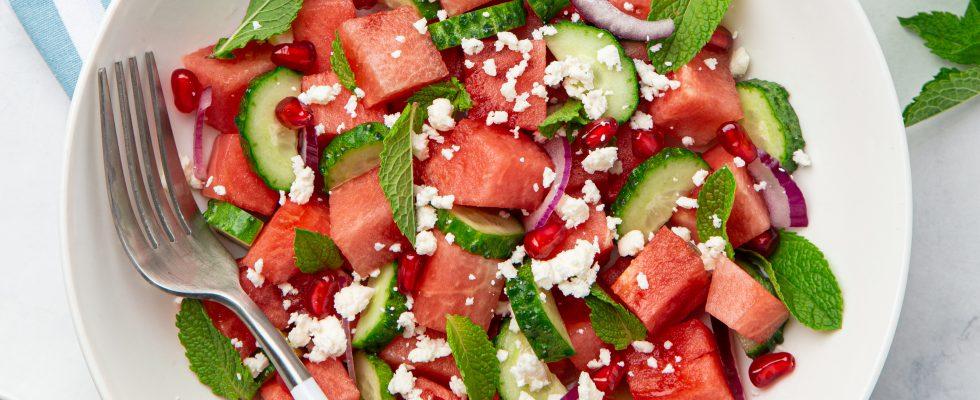 6 ricette con l'anguria che dovreste provare