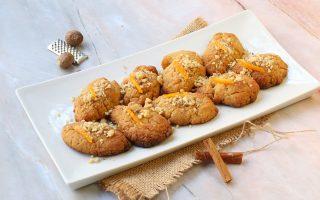 Melomakarona, biscotti greci al miele e olio d'oliva
