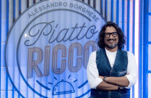Al via i casting di Piatto Ricco il programma tv di Borghese