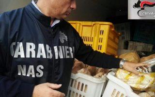 Sequestrato cibo scaduto in una catena di supermercati