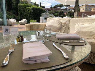 Mangiare in Hotel: Villa Agrippina Gran Meliá a Roma