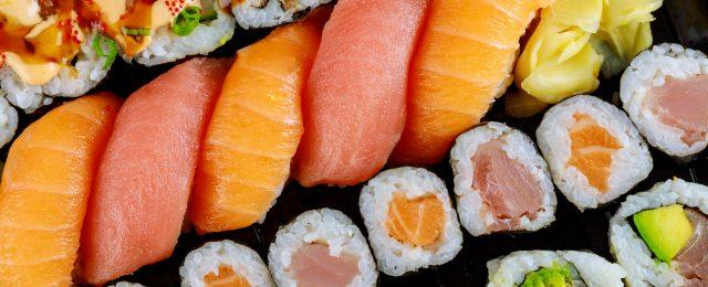 I migliori sushi d'Italia secondo il GR