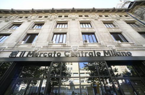 Mercato Centrale Milano, si avvera il sogno di Umberto Montano