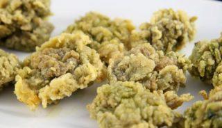 Orziadas, gli anemoni fritti della tradizione sarda