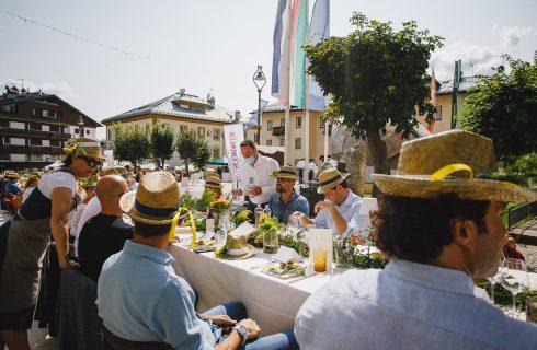 The Queen of Taste, il food festival di Cortina d'Ampezzo